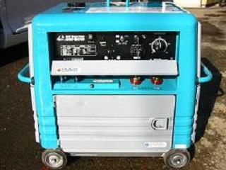 小型エンジン溶接機(ガソリン)